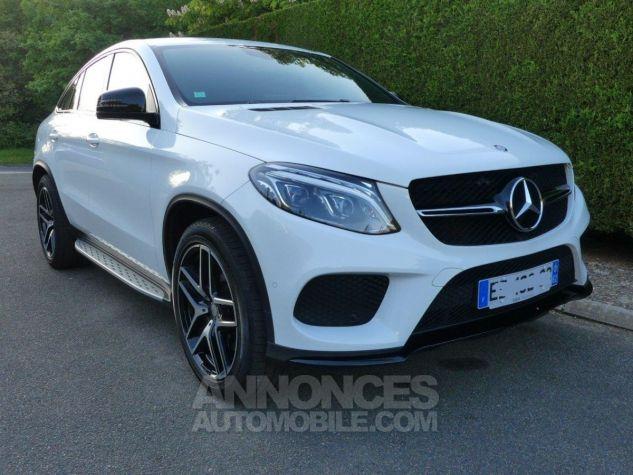 Mercedes GLE MERCEDES BENZ 450 GLE AMG 370 CH (26CH) blanc Occasion - 1