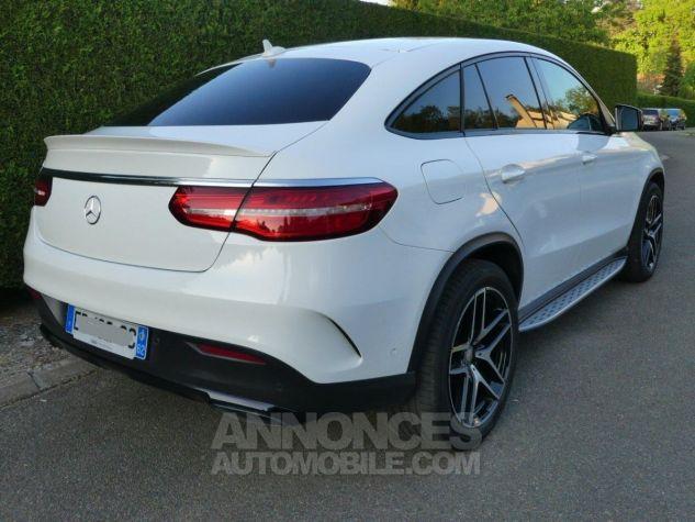 Mercedes GLE MERCEDES BENZ 450 GLE AMG 370 CH (26CH) blanc Occasion - 7