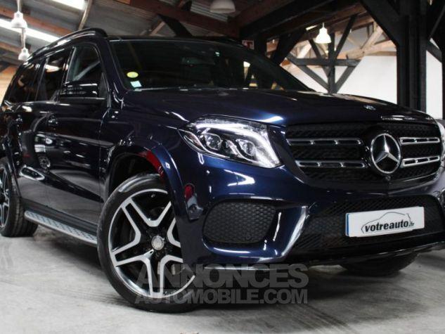 Mercedes GLS 350 D EXECUTIVE 4MATIC BLEU NUIT Occasion - 0