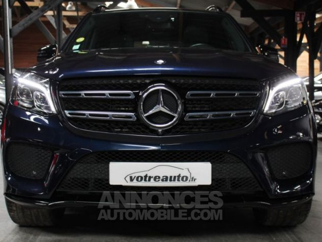 Mercedes GLS 350 D EXECUTIVE 4MATIC BLEU NUIT Occasion - 3