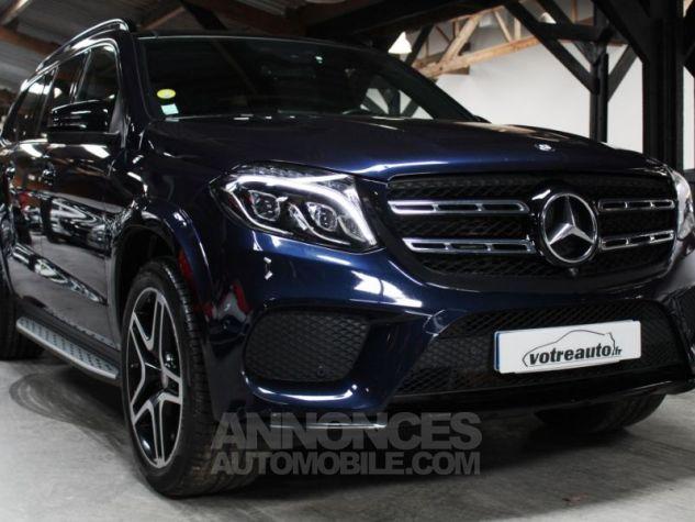 Mercedes GLS 350 D EXECUTIVE 4MATIC BLEU NUIT Occasion - 7