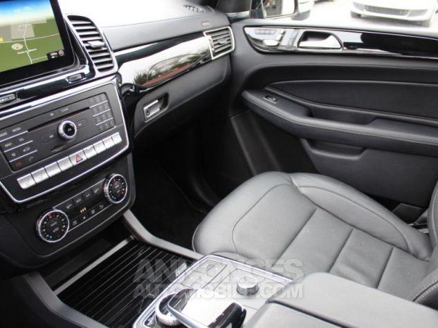 Mercedes GLS 350 D EXECUTIVE 4MATIC BLEU NUIT Occasion - 12