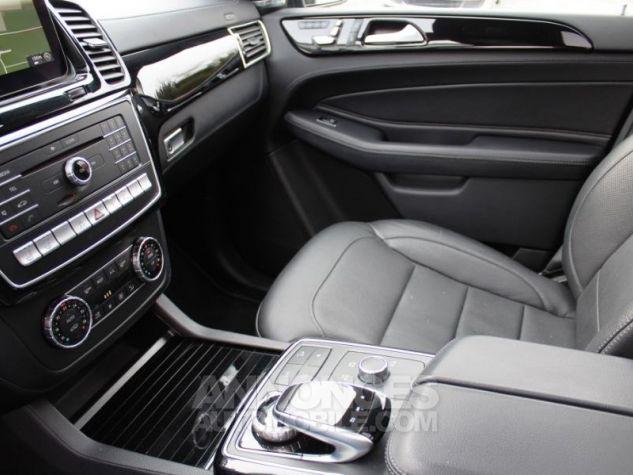 Mercedes GLS 350 D EXECUTIVE 4MATIC BLEU NUIT Occasion - 13