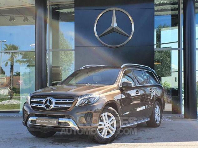 Mercedes GLS 350d 258ch 4Matic 9G-Tronic BRUN CITRINE Occasion - 0
