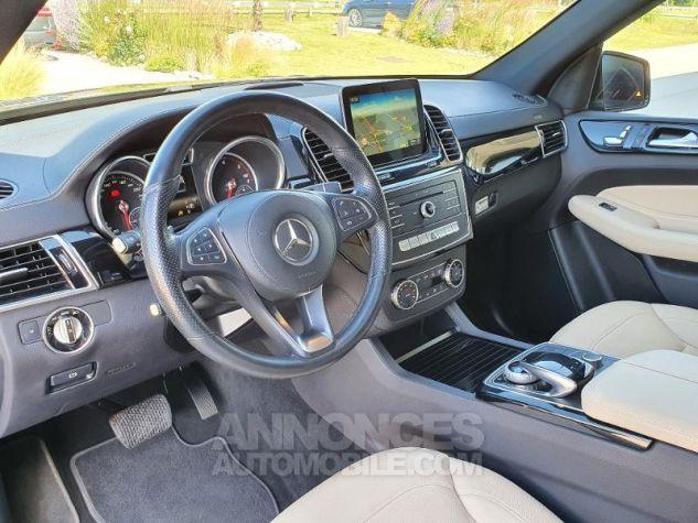 Mercedes GLS 350d 258ch 4Matic 9G-Tronic BRUN CITRINE Occasion - 3