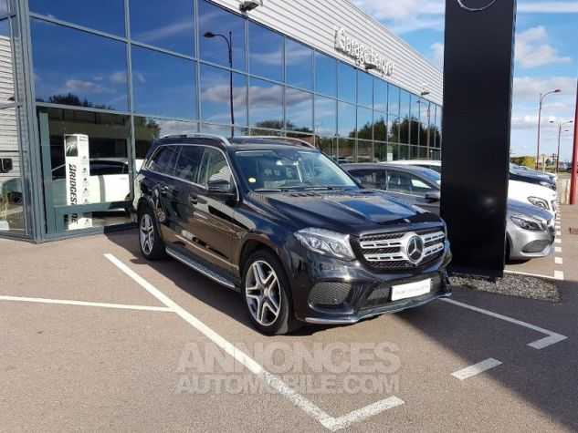 Mercedes GLS 350d 258ch Executive 4Matic 9G-Tronic NOIR OBSIDIENNE Occasion - 0