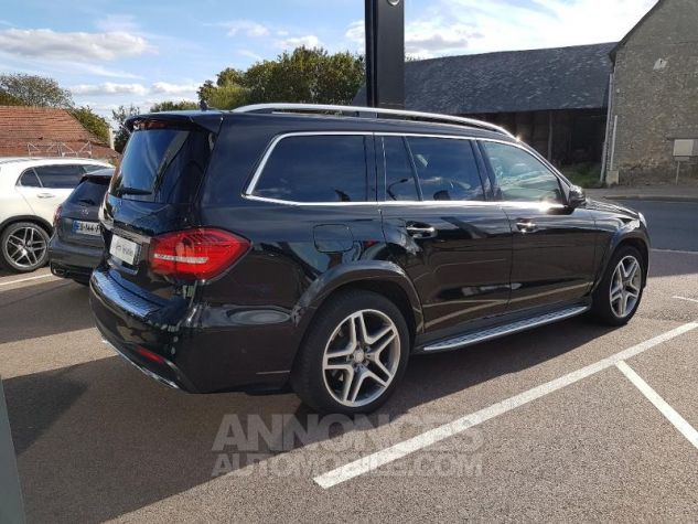 Mercedes GLS 350d 258ch Executive 4Matic 9G-Tronic NOIR OBSIDIENNE Occasion - 1