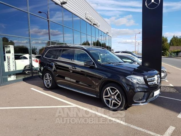 Mercedes GLS 350d 258ch Executive 4Matic 9G-Tronic NOIR OBSIDIENNE Occasion - 9