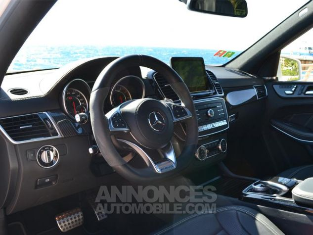 Mercedes GLS 63 AMG 585ch 4Matic 7G-Tronic Speedshift Plus Blanc Polaire Occasion - 3