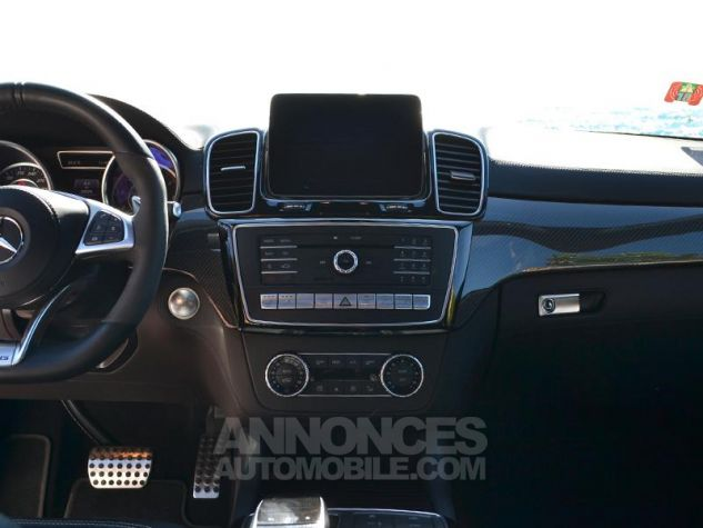 Mercedes GLS 63 AMG 585ch 4Matic 7G-Tronic Speedshift Plus Blanc Polaire Occasion - 11
