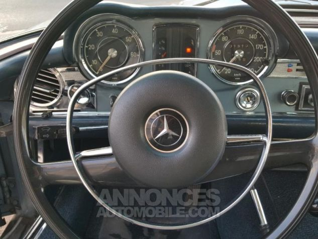 Mercedes SL 280 CALIFORNIA BLEU Occasion - 3