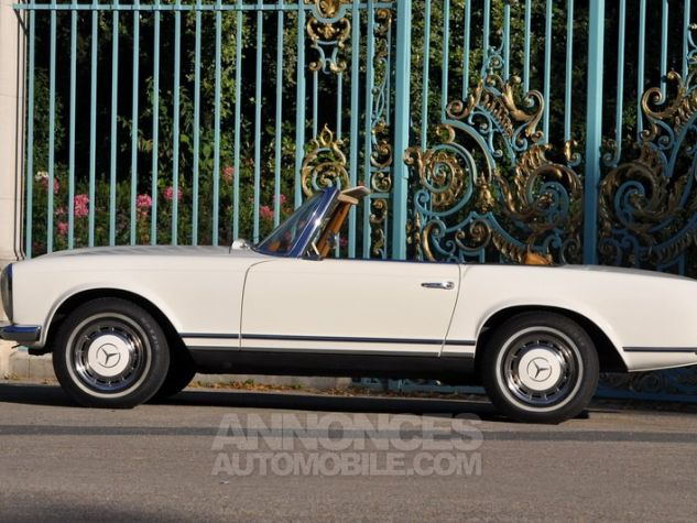 Mercedes SL 280 Pagode California Ivoire Occasion - 5