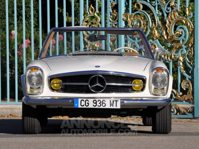 Mercedes SL 280 Pagode California Ivoire Occasion - 7