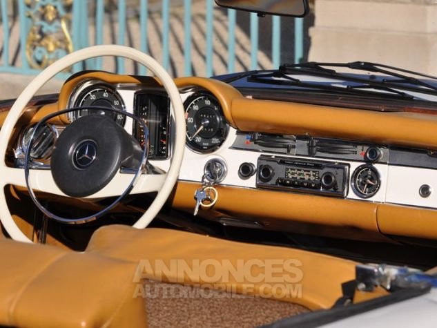 Mercedes SL 280 Pagode California Ivoire Occasion - 12