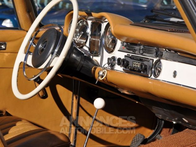 Mercedes SL 280 Pagode California Ivoire Occasion - 13