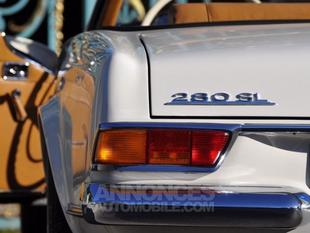Mercedes SL 280 Pagode California Ivoire Occasion - 19