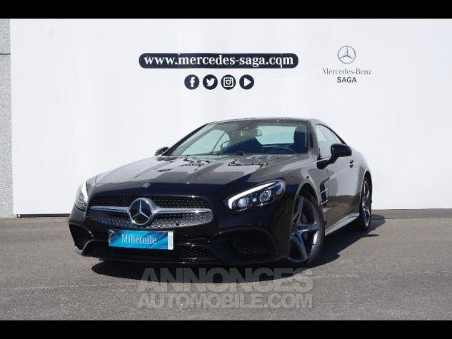 Mercedes SL 400 9G-Tronic NOIR OBSIDIENNE Occasion - 0