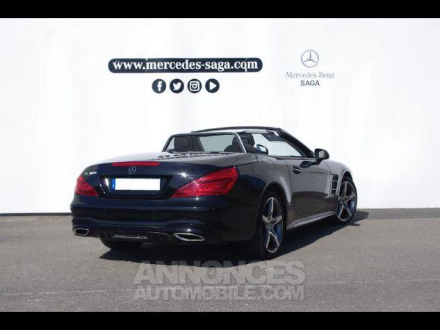 Mercedes SL 400 9G-Tronic NOIR OBSIDIENNE Occasion - 17