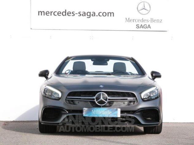 Mercedes SL 63 AMG Speedshift MCT AMG Gris Selenite Magno Designo Occasion - 4