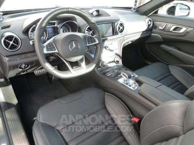 Mercedes SL 63 AMG Speedshift MCT AMG Gris Selenite Magno Designo Occasion - 8