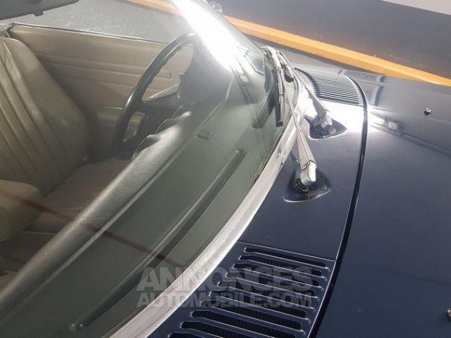 Mercedes SL Benz 500 Bleu Métallisé Occasion - 24