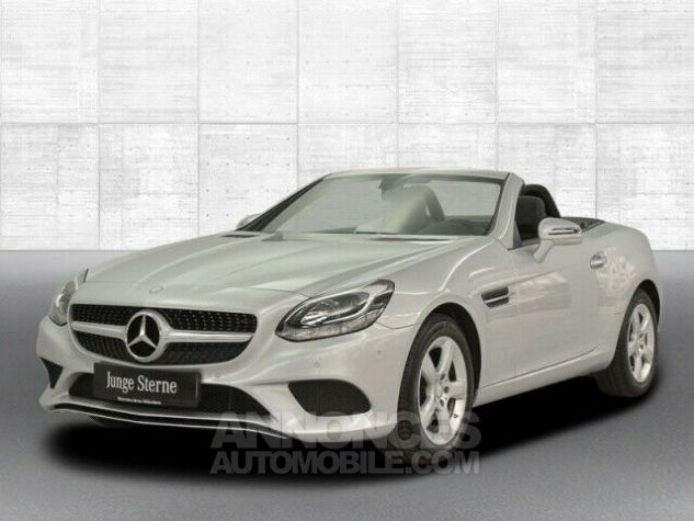 Mercedes SLC 200 Gris Metal Occasion - 1