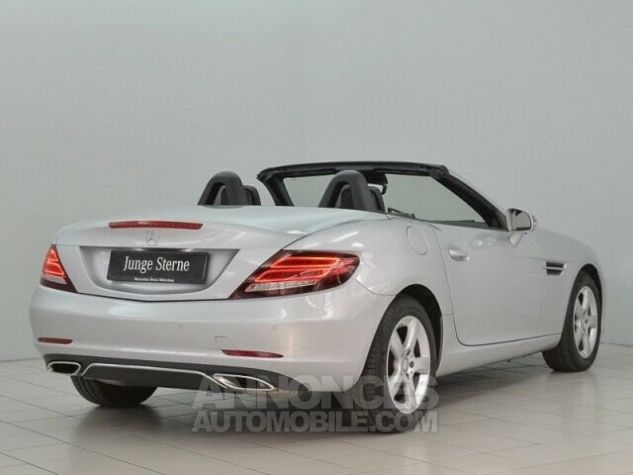 Mercedes SLC 200 Gris Metal Occasion - 2