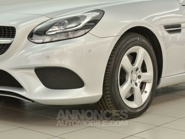 Mercedes SLC 200 Gris Metal Occasion - 3
