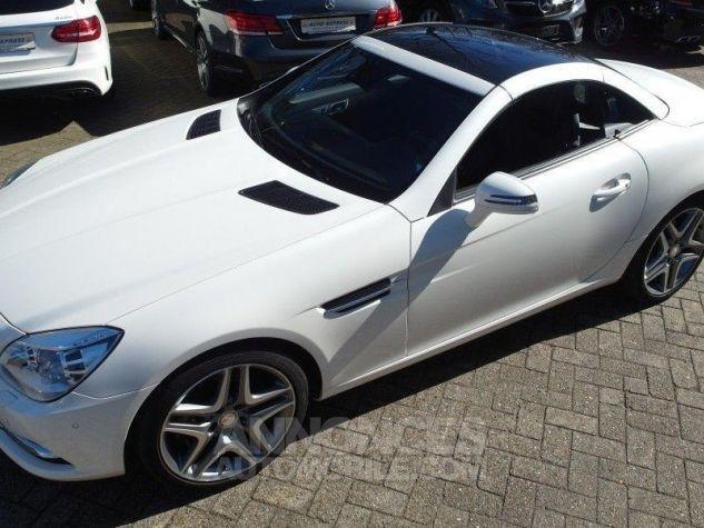Mercedes SLK 250 CDI 204 (toit panoramique) WHITE DIAMOND - Peinture métal Occasion - 1