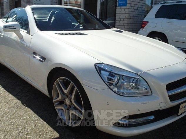 Mercedes SLK 250 CDI 204 (toit panoramique) WHITE DIAMOND - Peinture métal Occasion - 2