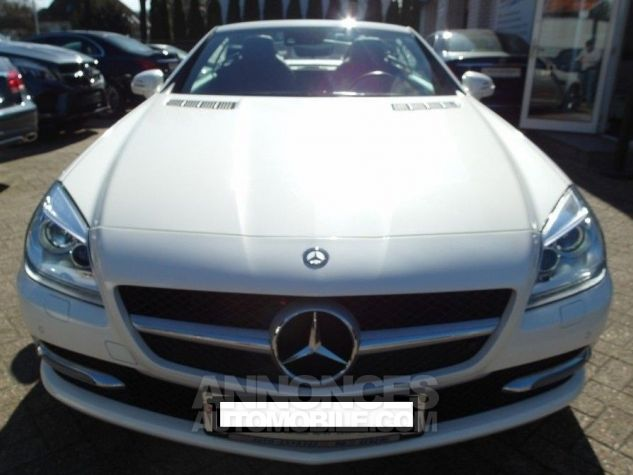 Mercedes SLK 250 CDI 204 (toit panoramique) WHITE DIAMOND - Peinture métal Occasion - 3