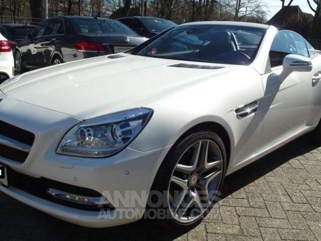 Mercedes SLK 250 CDI 204 (toit panoramique) WHITE DIAMOND - Peinture métal Occasion - 4