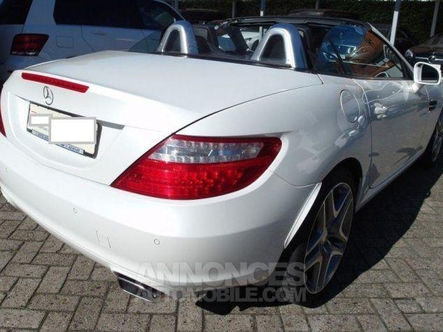 Mercedes SLK 250 CDI 204 (toit panoramique) WHITE DIAMOND - Peinture métal Occasion - 7