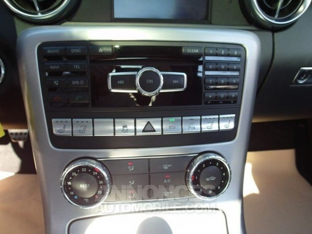 Mercedes SLK 250 CDI 204 (toit panoramique) WHITE DIAMOND - Peinture métal Occasion - 16