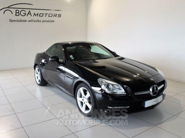 Mercedes SLK R172 200 7GTRO+ NOIR Occasion - 4