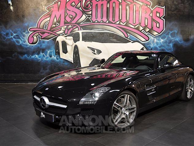Mercedes SLS AMG COUPE  NOIR METAL Occasion - 1