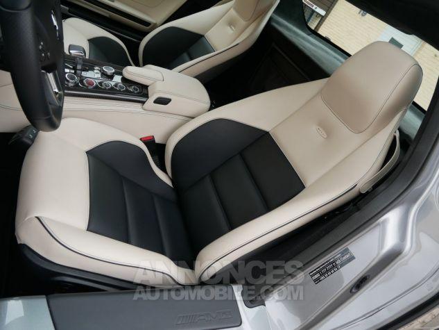Mercedes SLS AMG Coupé, Cuir Exclusif, Carbone, Céramiques, Lift System, Caméra 776U Gris Himalayas métallisé Occasion - 7