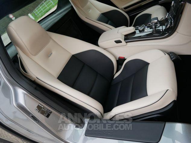 Mercedes SLS AMG Coupé, Cuir Exclusif, Carbone, Céramiques, Lift System, Caméra 776U Gris Himalayas métallisé Occasion - 8