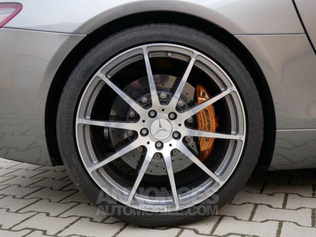 Mercedes SLS AMG Coupé, Cuir Exclusif, Carbone, Céramiques, Lift System, Caméra 776U Gris Himalayas métallisé Occasion - 13