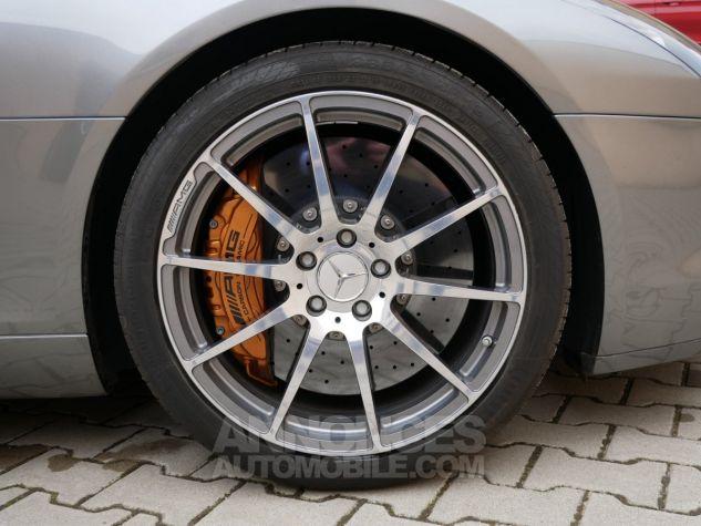 Mercedes SLS AMG Coupé, Cuir Exclusif, Carbone, Céramiques, Lift System, Caméra 776U Gris Himalayas métallisé Occasion - 14