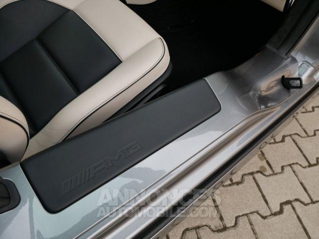Mercedes SLS AMG Coupé, Cuir Exclusif, Carbone, Céramiques, Lift System, Caméra 776U Gris Himalayas métallisé Occasion - 20