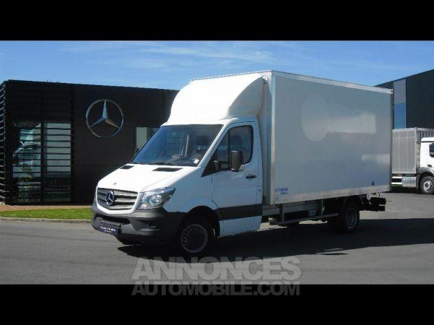 Mercedes Sprinter 513 CDI 43 3T5 blanc arctique Occasion - 0