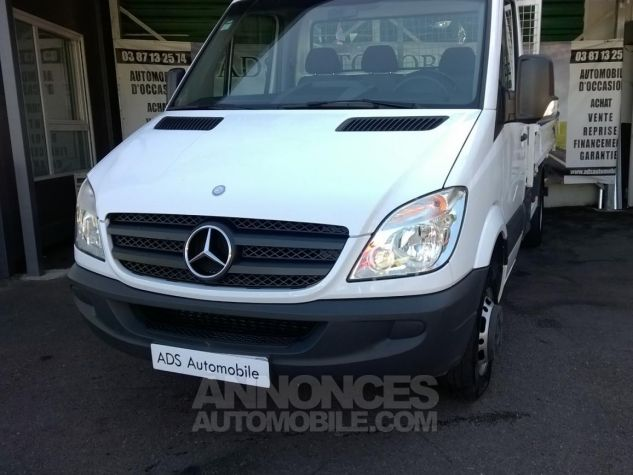 Mercedes Sprinter 516 Blanc Occasion - 1