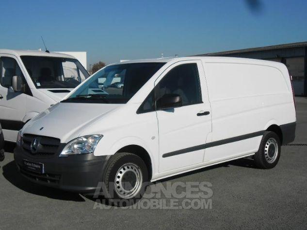 Mercedes Vito 113 CDI Long 2t8 blanc arctique Occasion - 0