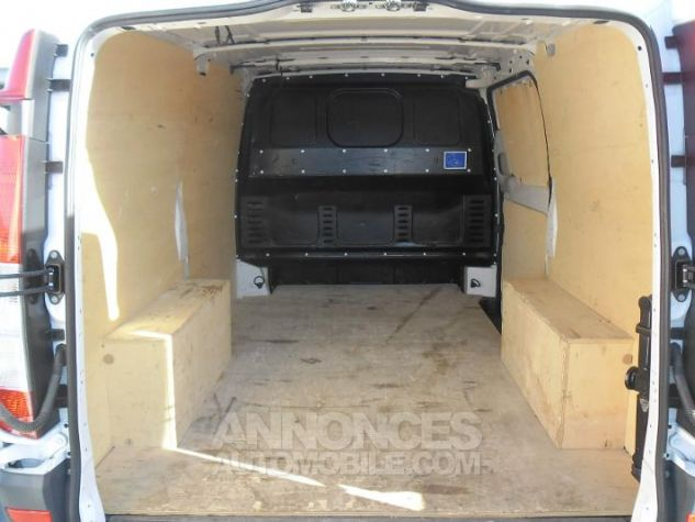 Mercedes Vito 113 CDI Long 2t8 blanc arctique Occasion - 10