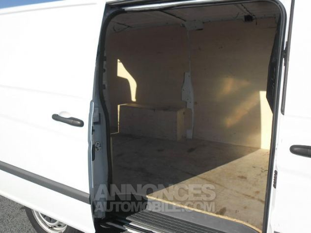 Mercedes Vito 113 CDI Long 2t8 blanc arctique Occasion - 11