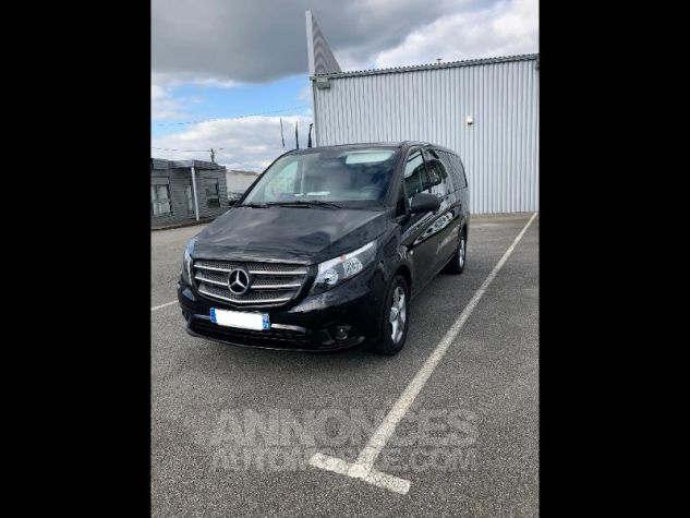 Mercedes Vito 114 CDI BlueEFFICIENCY Tourer Long Select 7G-TRONIC PLUS NOIR Occasion - 0