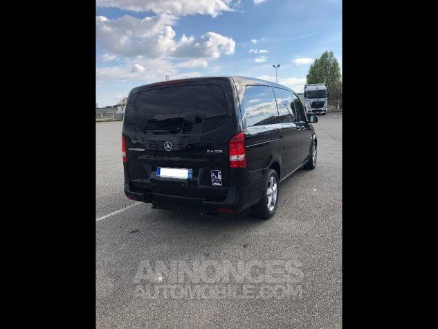 Mercedes Vito 114 CDI BlueEFFICIENCY Tourer Long Select 7G-TRONIC PLUS NOIR Occasion - 1