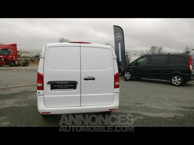 Mercedes Vito 114 CDI Long Pro BLANC Occasion - 4