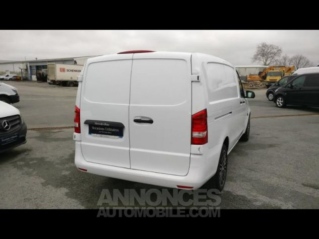 Mercedes Vito 114 CDI Long Pro BLANC Occasion - 7